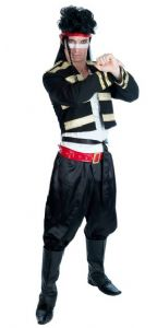 80's New Romantic Adam Ant Costume (2659)